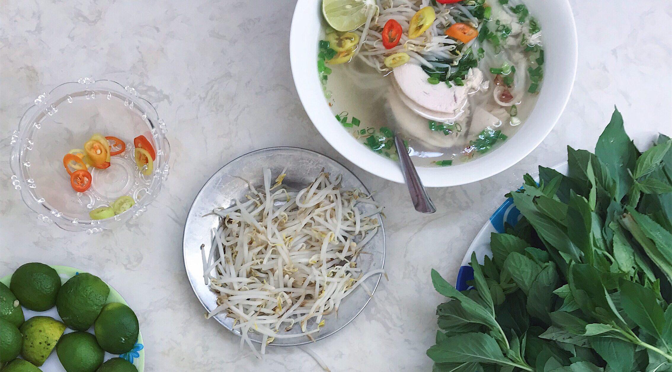 Travel & eat here: Ho Chi Minh City, Vietnam.